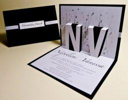 Thiệp cưới 3D
