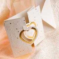 Thiệp cưới sang trọng