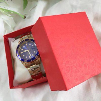 In hộp giấy đựng đồng hồ đeo tay và trang sức cao cấp tại Hà Nội