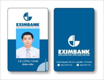 Thẻ nhân viên